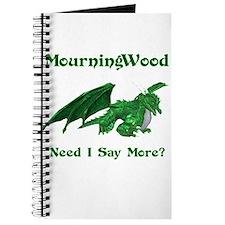 MourningWood Journal