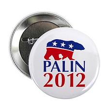 """Sarah Palin 2012 2.25"""" Button"""