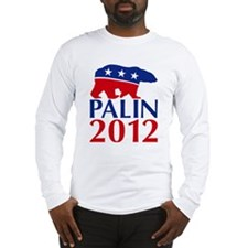 Sarah Palin 2012 Long Sleeve T-Shirt