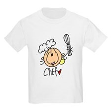 Female Chef T-Shirt