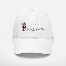 CigarSnobs.com Baseball Baseball Cap
