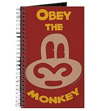 Obey Monkey Journal