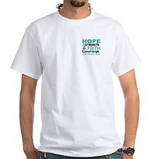 HOPE Ovarian Cancer 3 Shirt