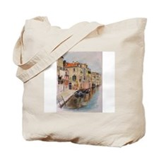 Venice of the Heart and Milano Tote Bag
