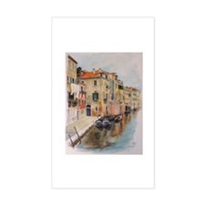 Venice of the Heart - new! Rectangle Decal