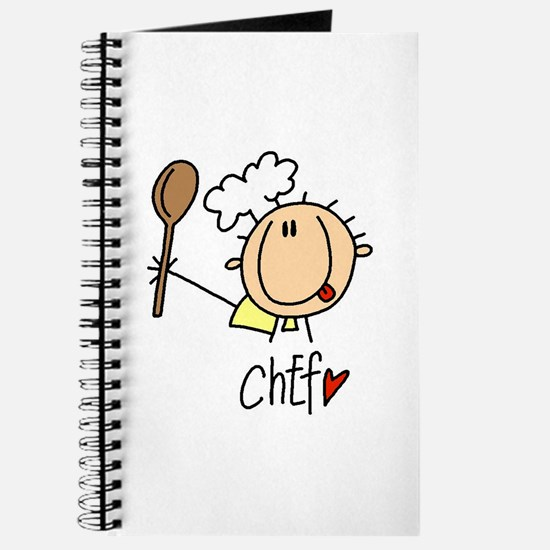 Male Chef Journal