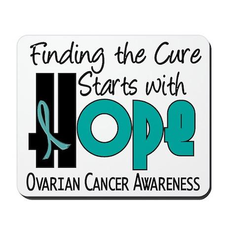 HOPE Ovarian Cancer 4 Mousepad