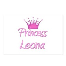 Princess Leona Postcards (Package of 8)