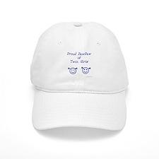 PawPaw of Twin Girls Baseball Cap