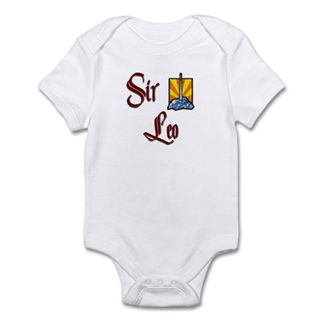 Sir Leo Infant Bodysuit