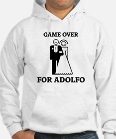 Game over for Adolfo Hoodie