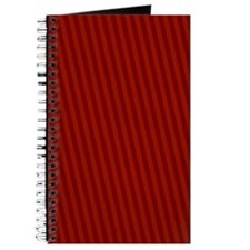 Red Stripes Journal/Notebook