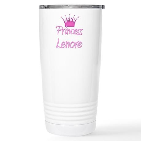 Princess Lenore Stainless Steel Travel Mug