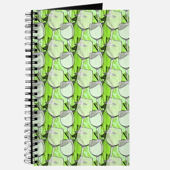 Wine Glasses Journal/Notebook