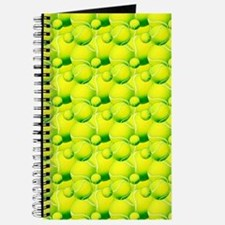Tennis Balls Journal/Notebook