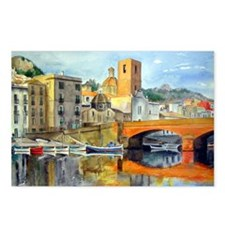 Bosa - New! Postcards (Package of 8)