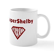 Super Hero Shelby Mug
