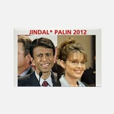 Cool Bobby jindal Rectangle Magnet
