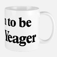 Soon to be Mrs. Yeager Mug