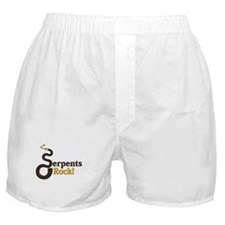 Serpents Rock! Boxer Shorts