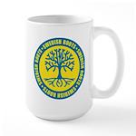 Swedish Roots Large Mug