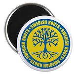 Swedish Roots Magnet