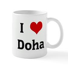 I Love Doha Mug