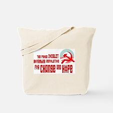 Proud Socialist November Revo Tote Bag