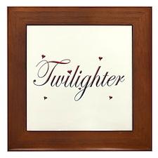 Twilighter Framed Tile