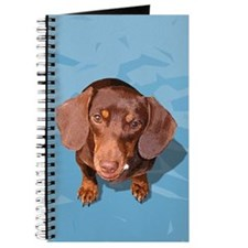 Pop Weenie Dog Journal