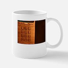 Cute Phone keypad Mug