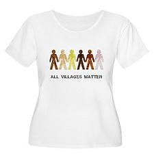 Riyah-Li Designs All Villages Matter T-Shirt
