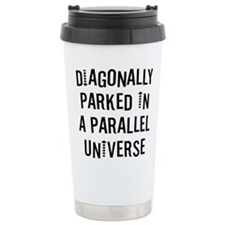 Diagonally Parked Travel Mug