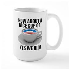 Obama Biden 2008 Mug