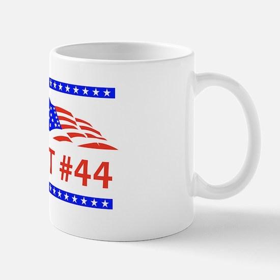 Obama for President Mug