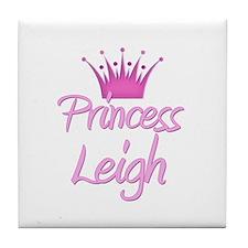 Princess Leigh Tile Coaster