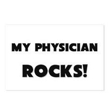 MY Physician ROCKS! Postcards (Package of 8)