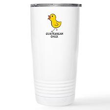Guatemalan Chick Travel Mug