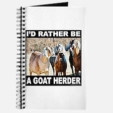 GOAT HERDER Journal