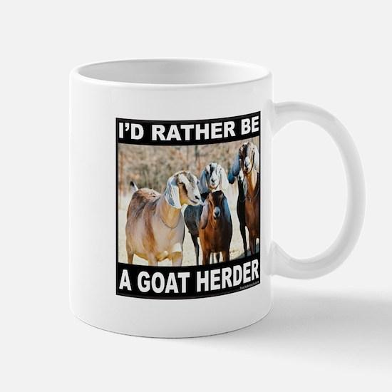 GOAT HERDER Mug