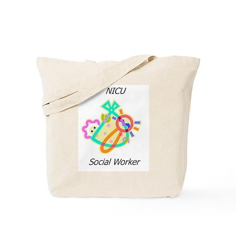 NICU Social Worker Tote Bag