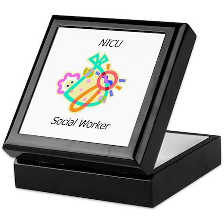 NICU Social Worker Keepsake Box