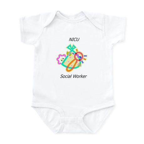 NICU Social Worker Infant Bodysuit