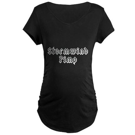Stormwind Pimp Maternity Dark T-Shirt