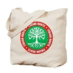 Italian Roots Tote Bag