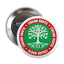 "Italian Roots 2.25"" Button"