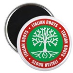 Italian Roots Magnet