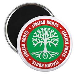 Italian Roots Magnet