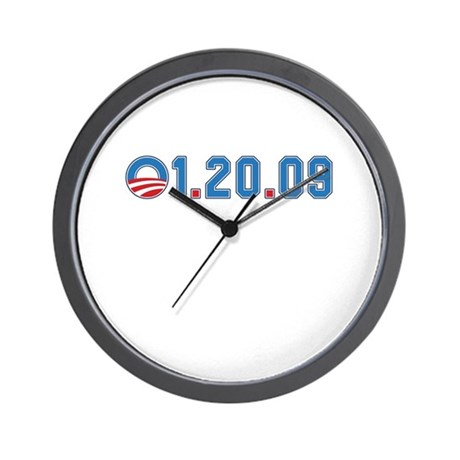 Presidential Inauguration Wall Clock