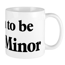 Soon to be Mrs. Minor Mug